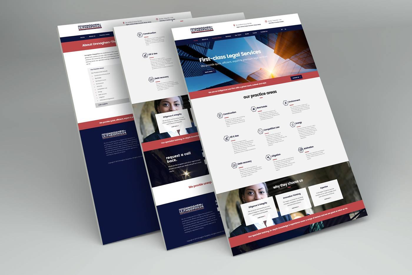 onnoghen theophilus Website